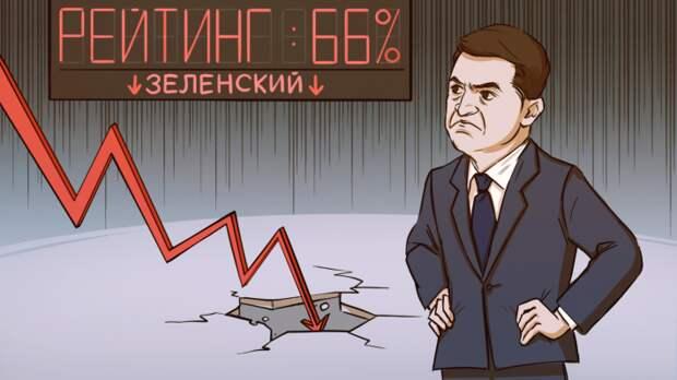 Золотарев о кризисе на Украине: Ситуация может закончиться дефолтом и отставкой Зеленского