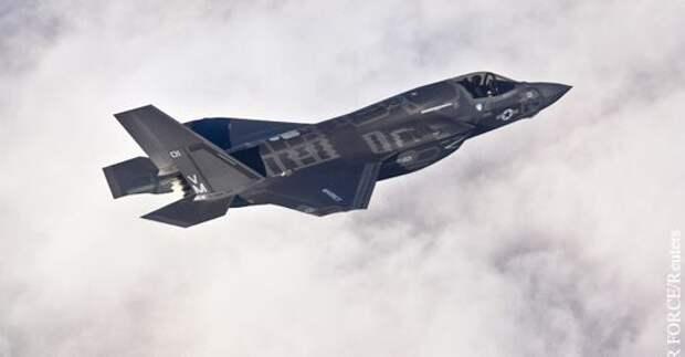 Американский аналитик: F-35 заставит Россию покинуть Сирию