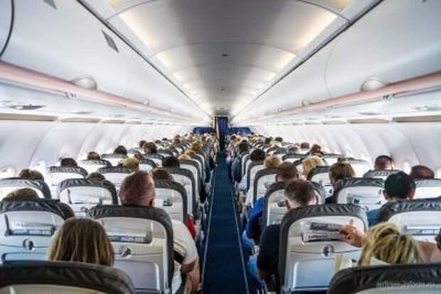 Пассажиропоток авиакомпаний РФ в июне 2021 года упал на 13,5%