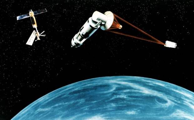 """Возвращение """"звездных войн"""". Пентагон задумал систему орбитальной ПРО"""