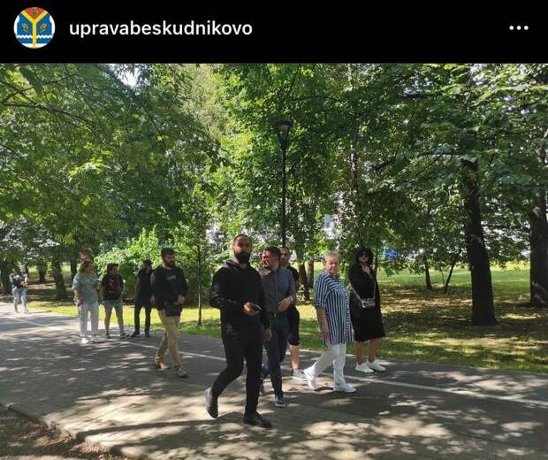В Бескудниковском приведут в порядок дворовые территории и детские площадки – управа