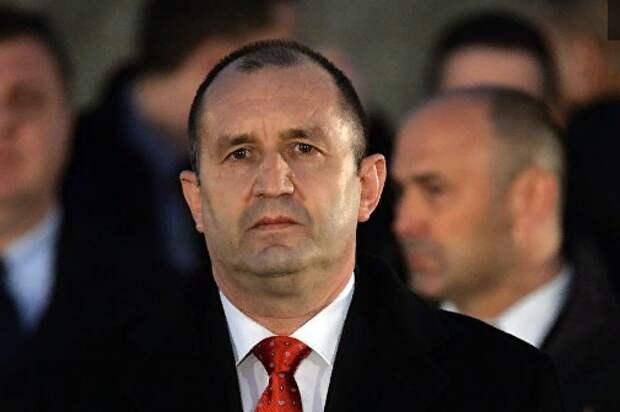 """Президент Болгарии призвал построить """"Болгарский поток"""""""