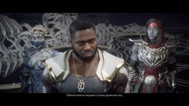Mortal Kombat 11 — игра про пацифизм и духовный рост 8