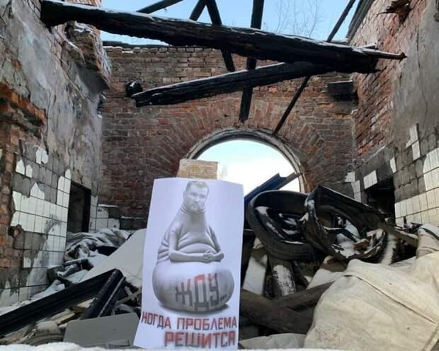 Разумишкин молчит, коммуналка дорожает, проблемы копятся, а службы ЖКХ Красногвардейского района борзеют