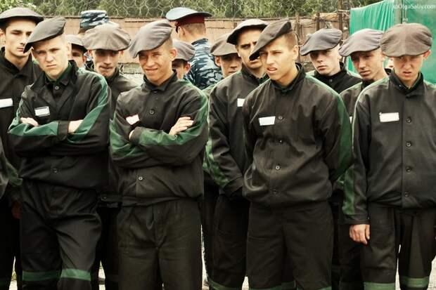 Зона. Тюрьма в России, фотоистория (26)
