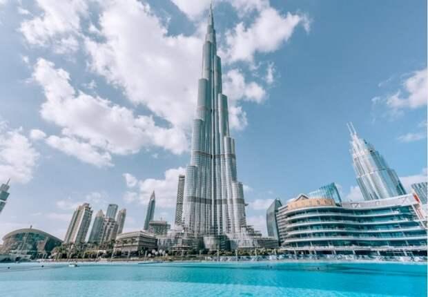 Самые популярные и красивые небоскребы в мире