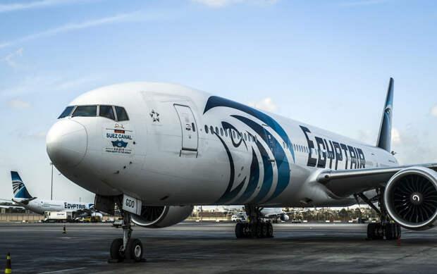EgyptAir запускает семь рейсов в неделю из Москвы на курорты Египта