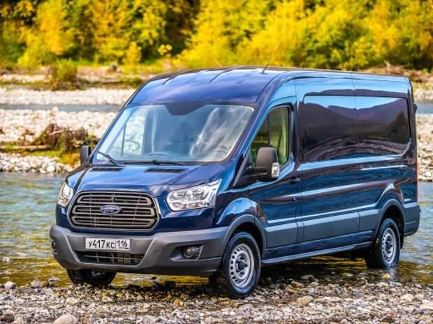 Ford Transit российской сборки: карьерный рост