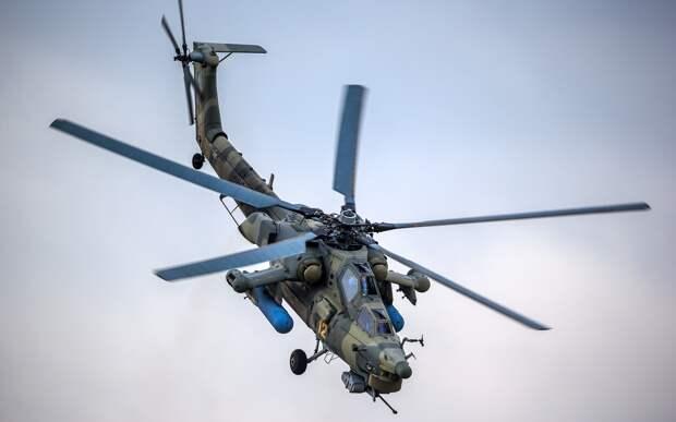 У разбившегося Ми-28 двойственная репутация