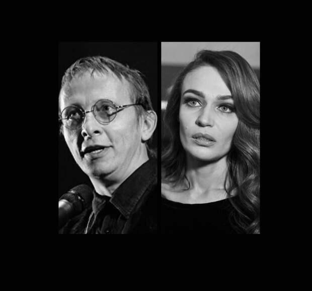 Иван Охлобыстин, Алёна Водонаева | авторский коллаж