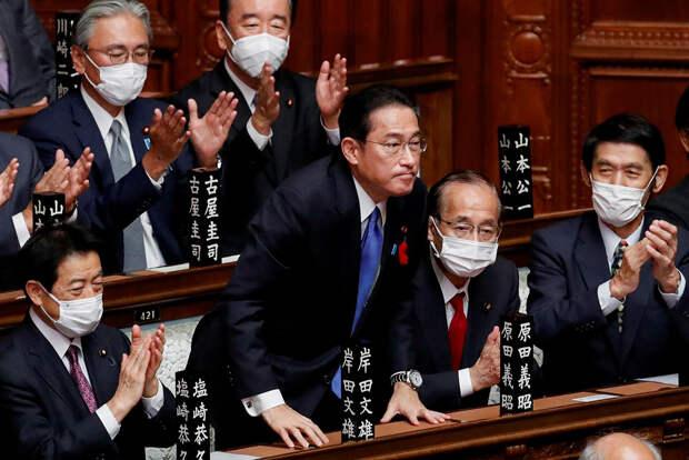 Новая политика Японии взяла курс на эскалацию конфликта по вопросам принадлежности Курильских островов