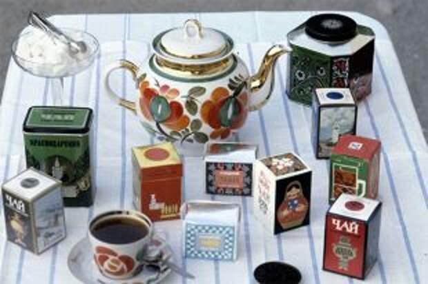 Что означает слово «байховый» на пачке чая?