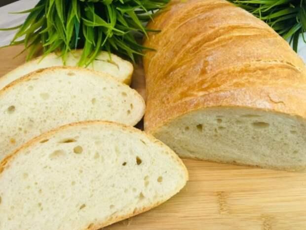 В магазин за хлебом больше не хожу, пеку хлеб в рукаве: получается пышный и с хрустящей корочкой