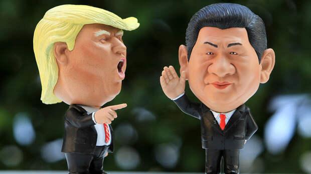 Китай выходит на тропу войны? В Пекине заявили о подавлении амбиций США