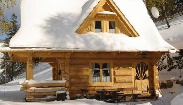 В любую пору года отдых в домике принесет удовольствие («Stunning Gate Lodge»).   Фото: youtube.com/ © Vuong Le.