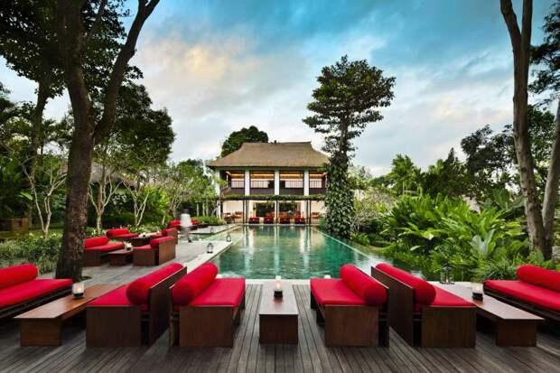 отпуск Индонезия