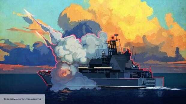 NI: реакция России на инцидент в Черном море застигла врасплох Британию