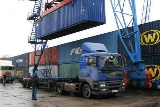 Россия – второй из крупнейших торговых партнеров Украины в 2020