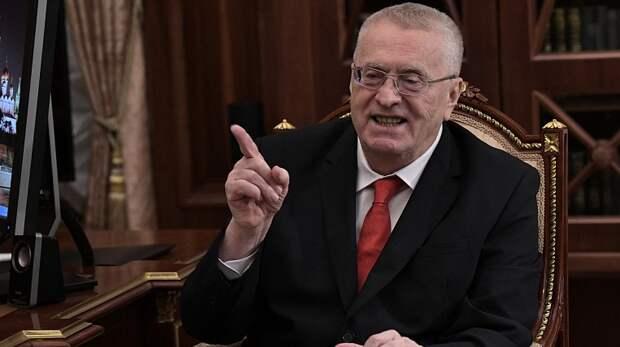 Жириновский заявил о необходимости создания министерства демографии