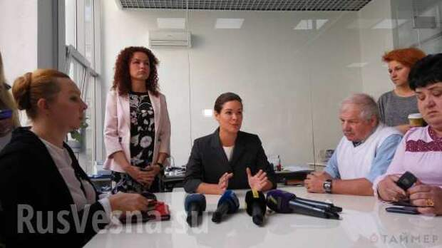 Мария Гайдар подала в отставку с поста зама Саакашвили (ФОТО) | Русская весна
