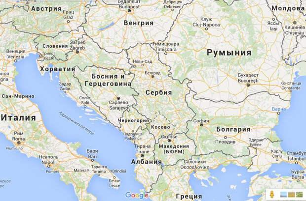 Алгоритм размежевания русских с украинцами похож на оный сербов и хорватов