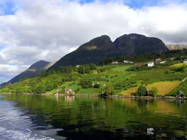fjords26 Самые красивые фьорды Норвегии