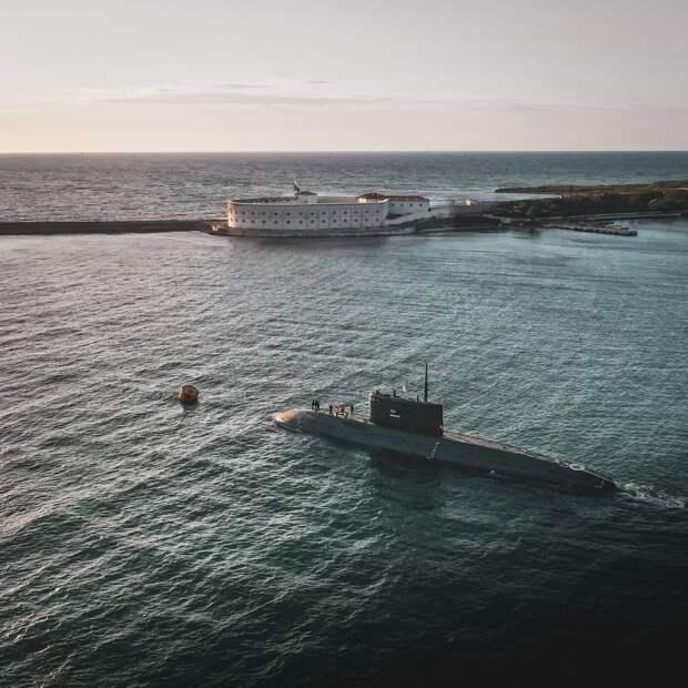 Парады на день ВМФ