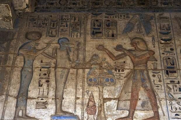 Ученый-египтолог в подробностях описал ужасающее убийство Рамсеса III