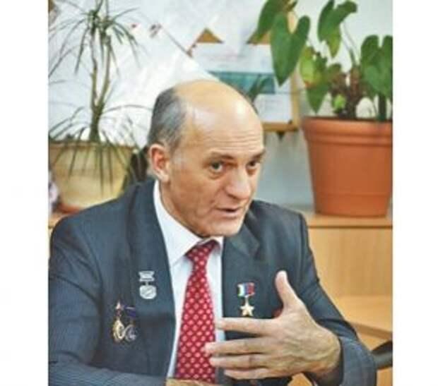 """Магомед Толбоев: """"Пилотируемый космос - моя мечта!"""""""