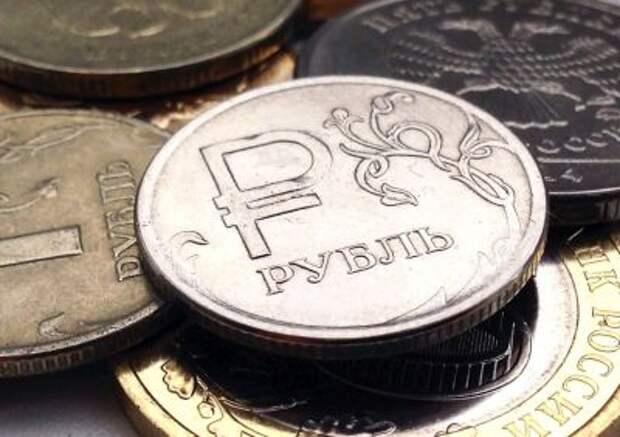 Реальный эффективный курс рубля упал на 16,8% с начала года