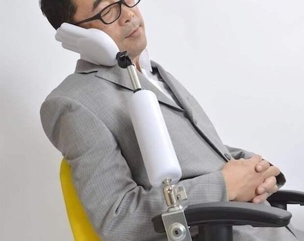 Рука-подставка для комфортного сна умные