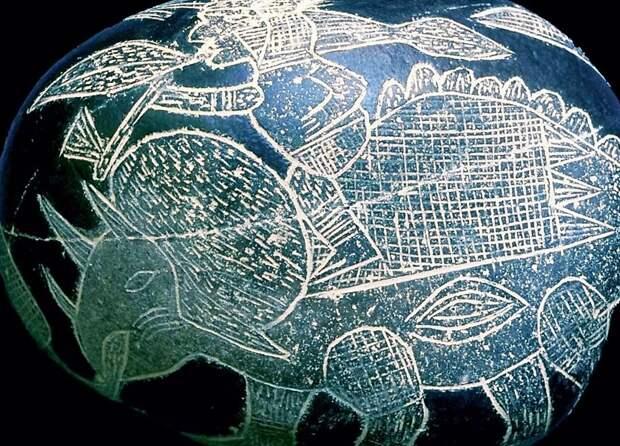 На камнях Ики запечатлена история погибшего человечества?
