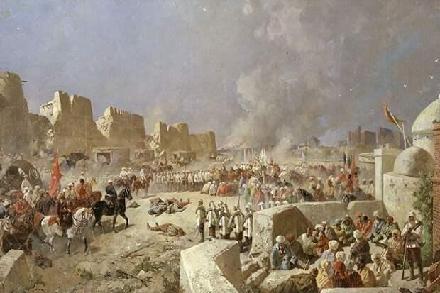 Война 1858-1860 годов, о которой молчат учебники