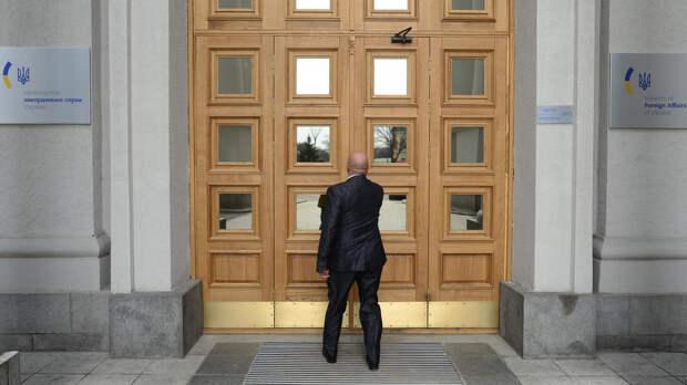 Старшему дипломату посольства РФ дали 72 часа, чтобы покинуть Украину