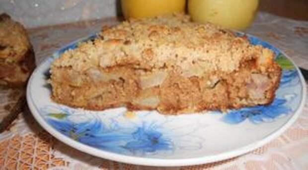 Вкусные рецепты яблочных пирогов