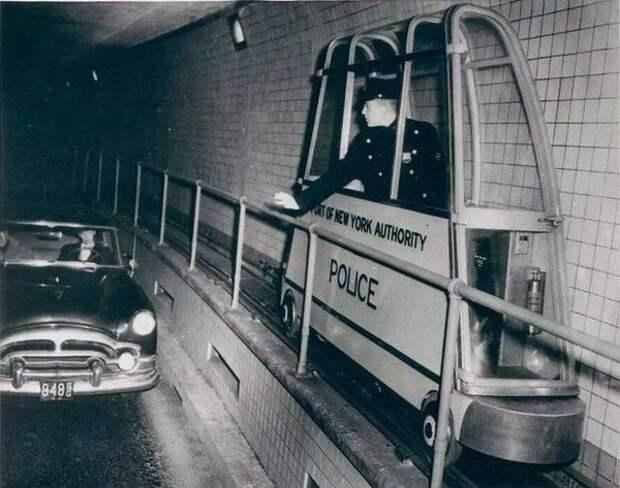 Тоннельная полиция Нью-Йорка история, люди, редкие, фото