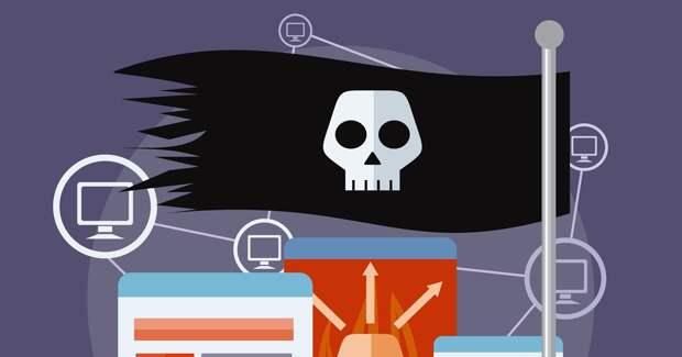 Интернет-пираты потеряли 7% доходов