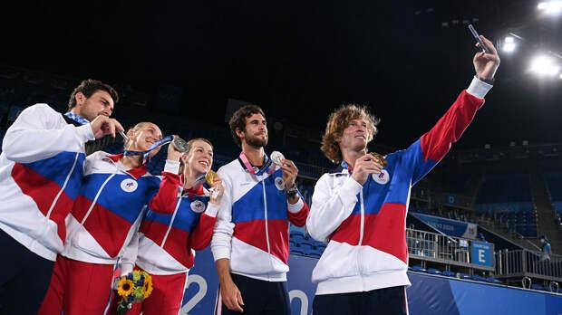 На Олимпиаде Россия убедительно демонстрирует своё благополучие – эксперт