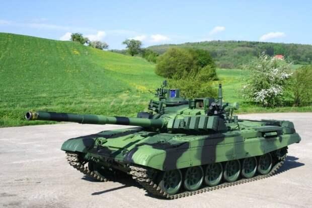 Состояние и перспективы танкового парка Чехии