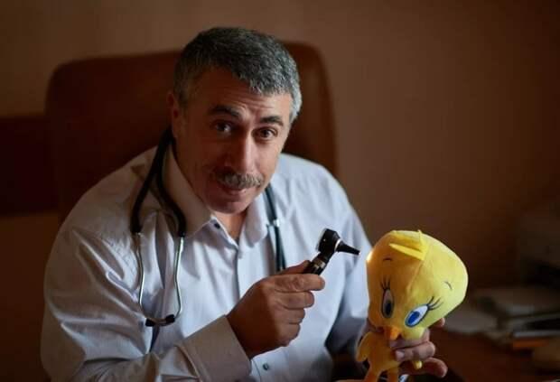 Комаровский назвал способ защититься от нового штамма коронавируса