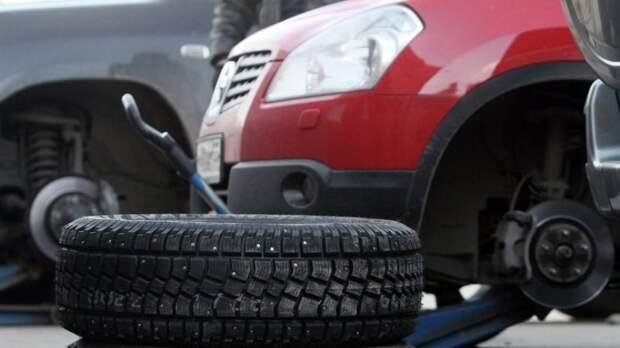 Юрист дал советы автомобилистам по выбору выездного шиномонтажа