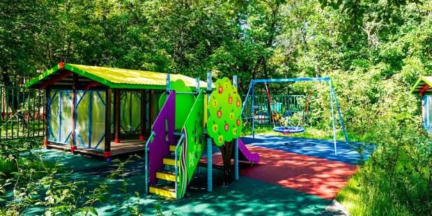 Парк «Яуза», дворы и школы: что благоустроят в СВАО по программе «Мой район»