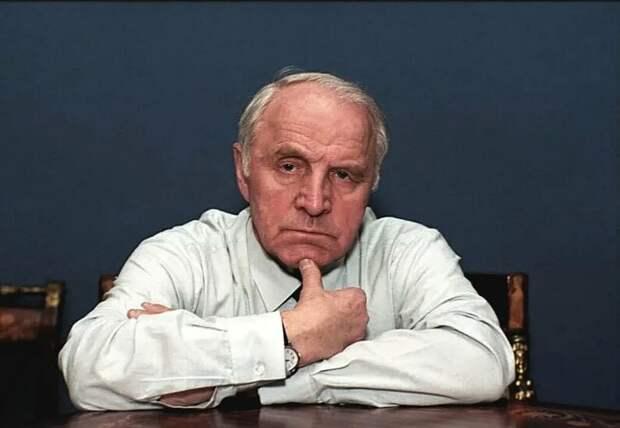 Народный артист СССР Михаил Ульянов о разочаровании в Горбачёве, о жизни в СССР и нынешнем времени