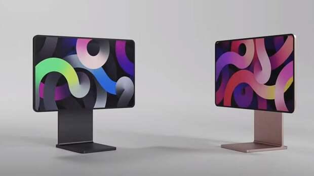Видеоролик о новом моноблоке iMac от Apple появился в Сети