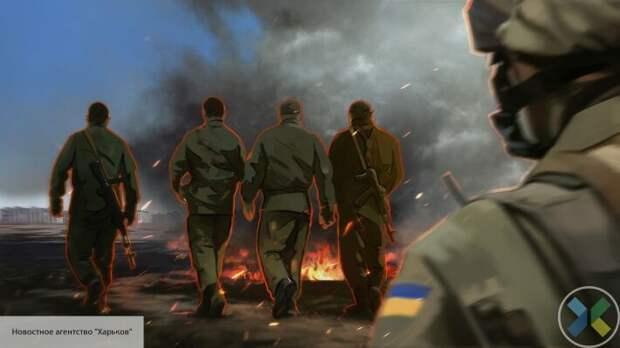 «Вы будете делать все, что мы скажем»: ополченец Донбасса обратился к солдатам ВСУ