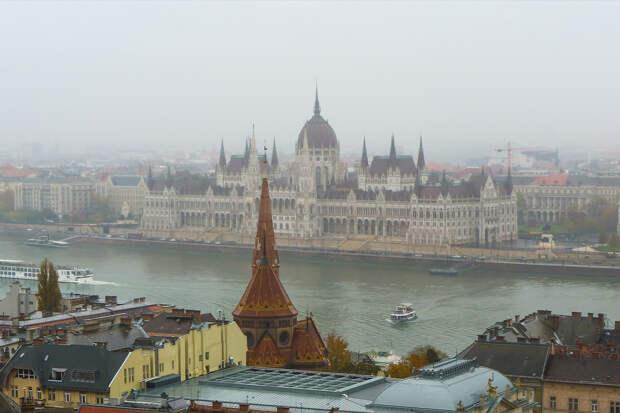 Прогулка по Будапешту: Рыбацкий Бастион