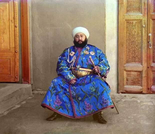 Узбекистан до прихода русских