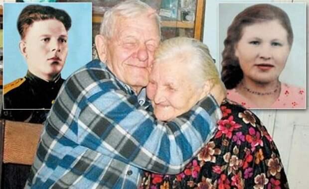Первая любовь, которая вернулась 60 лет спустя