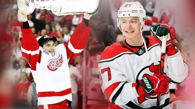 Самые удачные выборы русских на драфте НХЛ. Дацюка и Гусева забрали только с третьей попытки