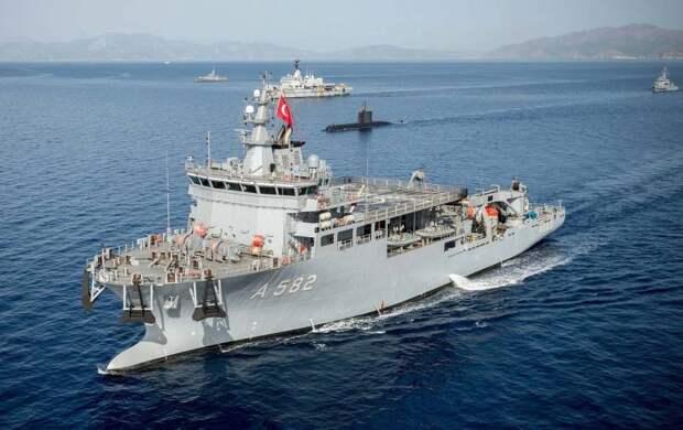 Военное соглашение Анкары и Киева: Турция превращается в угрозу для Крыма